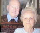 ancianos Tenían 77 años de casados y fallecieron el mismo día