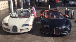 bugatti Mayweather pone a la venta varios carrazos ¿olla?