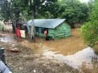 casa inundaciones lluvias Esposos desaparecen tras desborde de río en RD