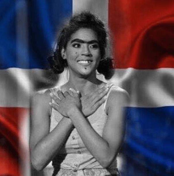 francisca 3 Adivina adivinador: Presentadora, actriz y comediante cuando colegiala