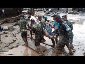 hqdefault Solidaridad mundial con Colombia tras avalancha