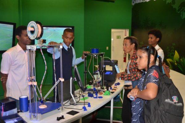 impresora 3d dominicana Presentan la primera impresora 3D dominicana