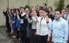 nuevos dominicanos Juramentan a 32 extranjeros como dominicanos