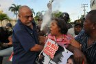 """protesta oisoe República Dominicana en la """"lista negra"""" de la CIDH"""
