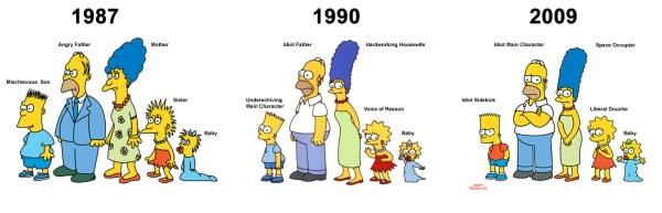simpsons Los Simpson cumplen 30 años en el aire