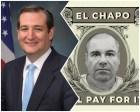 ted cruz Piden meter mano al muro con los cuartos de 'El Chapo'