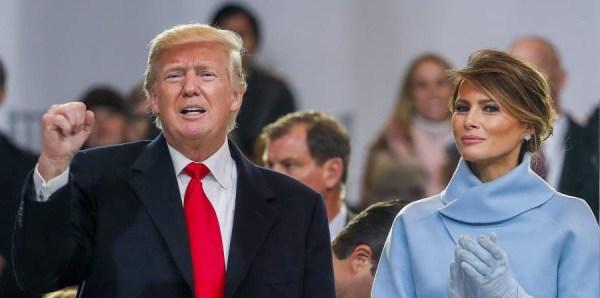 trump6 Revelan los cuartos que soltó Maduro pa la investidura de Trump