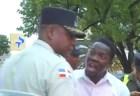 amet2 Video – Quille de taxista con agentes de Amet