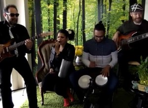 "andre veloz Bachata #TBT: ""La Sufrida"" interpretada por Andre Veloz"