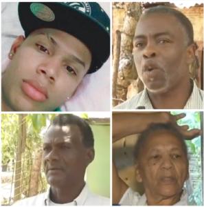 bayaguana2 ''Hay indicio de que él se tiró una fotografía con una pistola en mano''