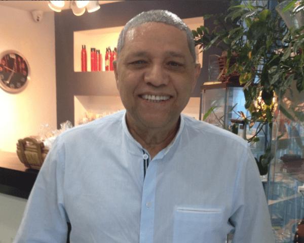 domingo bautista El nuevo look de Domingo Bautista