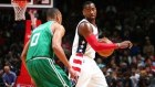 john wall Video   El triple ganador a falta de 3,5 segundos
