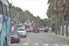 malecon Pondrán horario pa' vehículos pesados por el Malecón