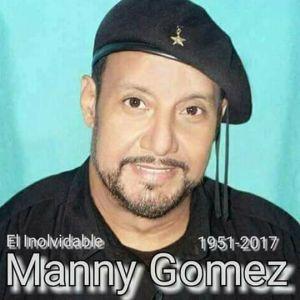 manny gc3b3mez Fallece merenguero dominicano