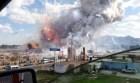 mexico Explosión en bodega de fuegos artificiales en México