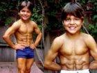 richard sandrak Mira cómo luce ahora el famoso 'niño Hércules' (fotos)