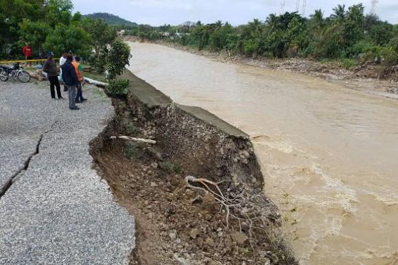 Impactantes imágenes de daños causados por lluvias