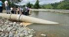 tuberia Ojo! Santo Domingo Oeste sin agua otra vez