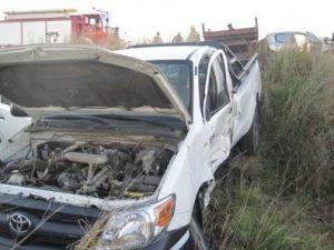media 10829 camioneta para web 300x225 Choque entre camión y camioneta deja tres muertos [RD]