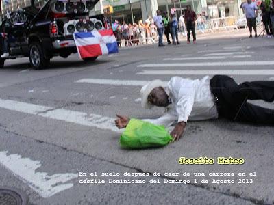 1186866 10152605129267195 289845652 n Foto   Joseito Mateo se cayó de una carroza