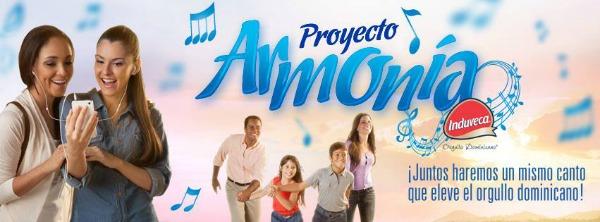 induvec Concurso:Proyecto Armonía:Podrás ganar iPad mini y iPods