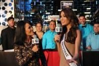 Birmania Ríos y Miss Universo