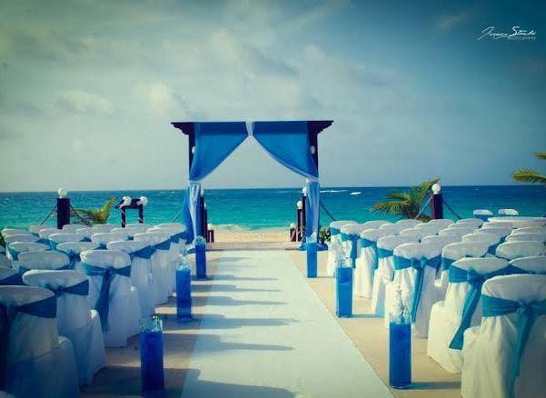 Vianessa Montero. Boda en Punta Cana