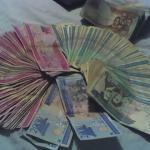 dinero 150x150 La banca dominicana tiene prestado RD$927,553 millones