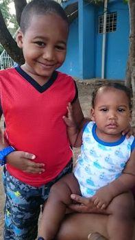Adonis y Axel