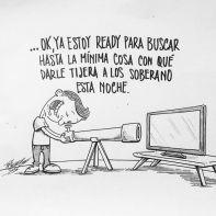Via @poteleche - Memes del Soberano 2016