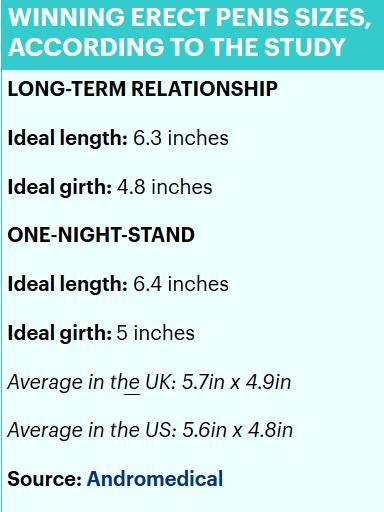 circunferencia media del pene erecto