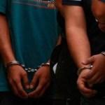 presos 150x150 Agarran a dos tiguerazos que estafaban vía Internet
