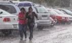 lluvias1 300x180 COE: Ocho provincias en alerta por vaguada