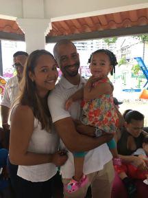 Mía Carolina Castillo, Dominicanita Panameña. Hija de padre Dominicano y mamá Panameña.