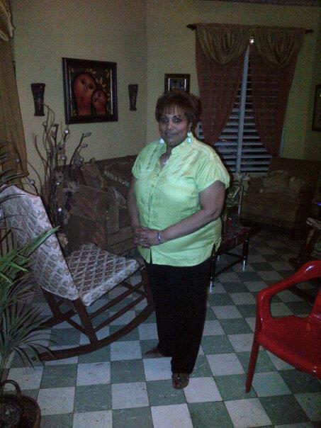 Madre de Miguel Alvarez