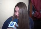 Argentina 300x213 Dizque guindó los tenis para que no la deportaran