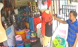Bonao 300x181 Cámara capta robo en tienda en Bonao