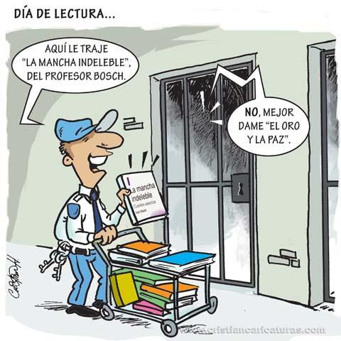 En Najayo... Caricatura: En Najayo...