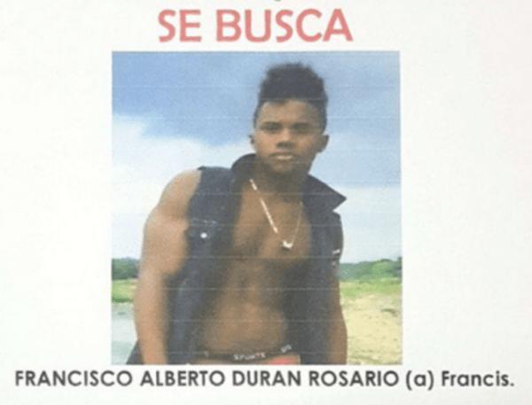 Francisco Durán 600x457 Se entrega esposa de uno de los implicados en muerte de ancianos