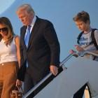Trump 150x150 Se mudan los que faltaban en la Casa Blanca