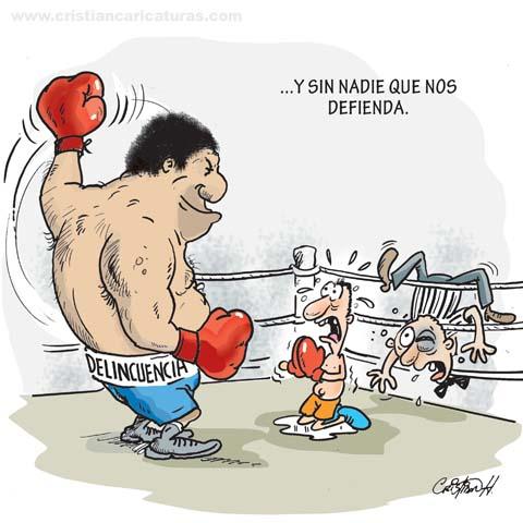 """cari Caricatura: """"De rodillas..."""""""