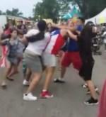 festival puertorriqueno 150x165 Video: Grupo se fue al bollo en festival boricua