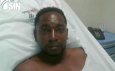 herido amet 150x93 Video: Habla el hombre baleado por AMET en La Romana