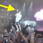justin bieber 150x150 Video: Le mandan botellazo a Justin Bieber por no cantar 'Despacito'
