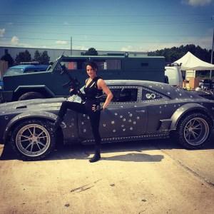 michelle rodriguez 300x300 Michelle Rodríguez pide más poder a las mujeres en Fast & Furious; amenaza con irse!