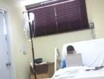 paciente nino 150x115 RD: Quejas por retiro de televisores en clínicas