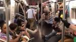 taton subway 150x84 Video: Reperpero por un ratón en el Subway de NY