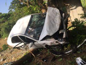 Cotuí 300x225 Accidente fatal en Cotuí; un muerto y varios heridos