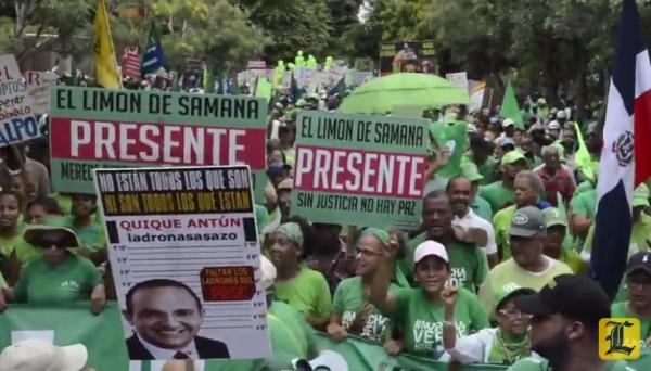 Marcha Verde 600x342 Marcha Verde pide someter penalmente a Danilo Medina