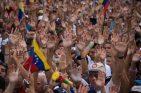 Pueblo venezolano 300x198 El voto de rebeldía del pueblo venezolano